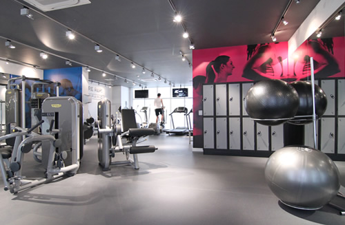 Residential and Commercial Gym Design