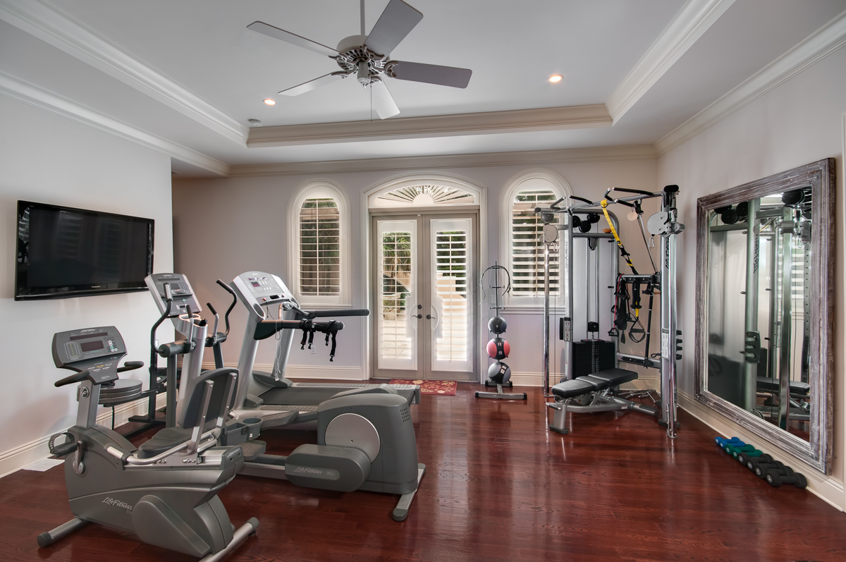 Your New Private Home Gym With RCH