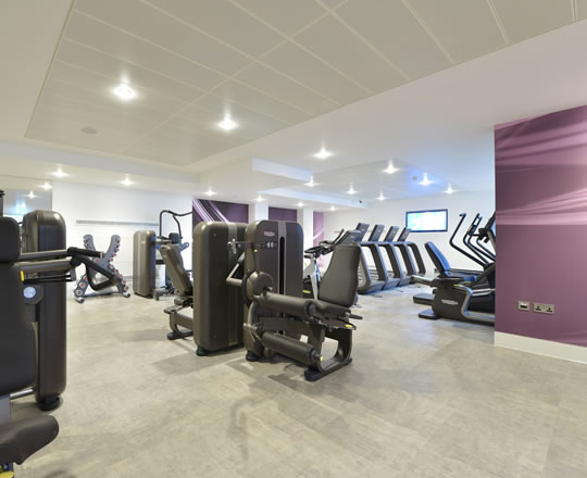 residential gym