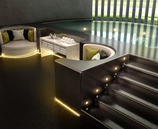 Spa design  Spa Design | Bespoke Luxury with Raw Corporate Health