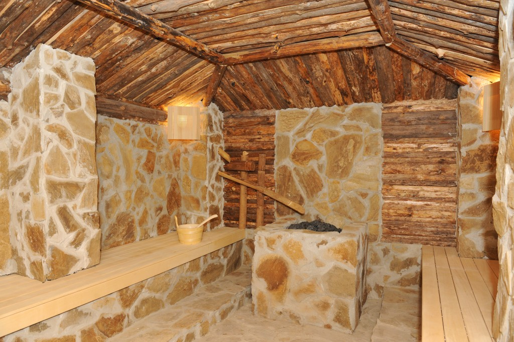 Home Spa Design Russian Sauna