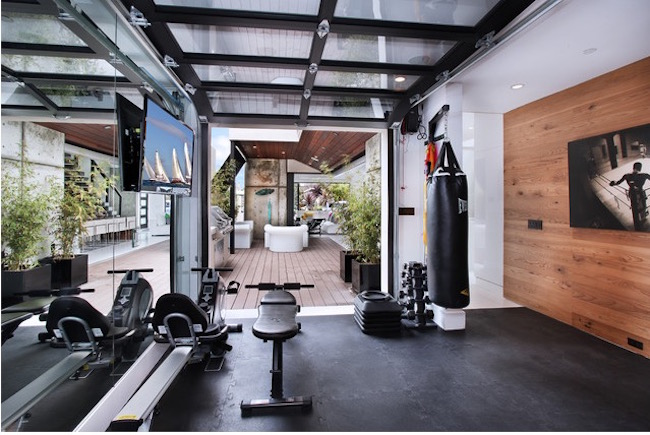 design home gym.  Converting Your Garage Into A Functional And Affordable Home Gym