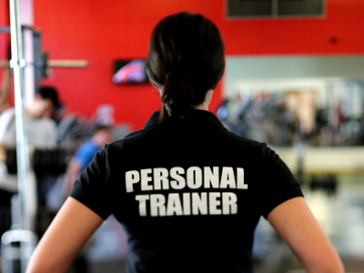 onsite company gym personal trainer