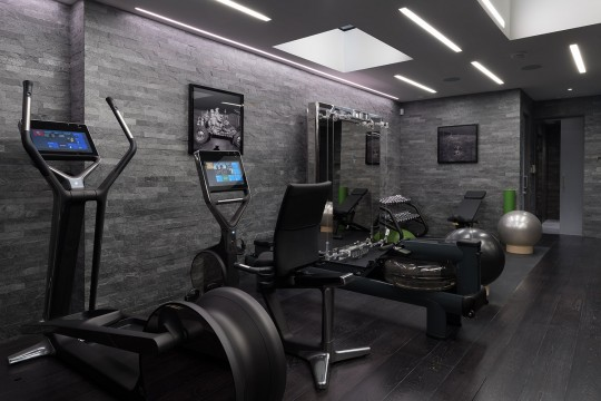 Gym consultancy from raw corporate health